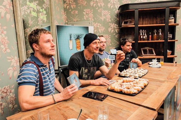 Wohnout interview: Půlka kapely obal desky nenávidí (I.)