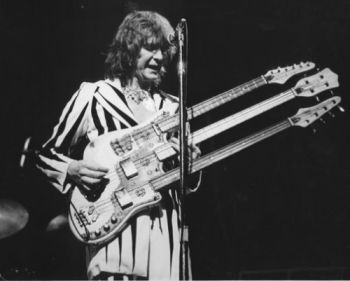 SMRT SI ŘÍKÁ ROCK'N'ROLL: Chris Squire (200.)