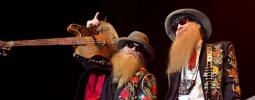 LIVE: ZZ Top v Pardubicích oživili Hendrixe i Presleyho
