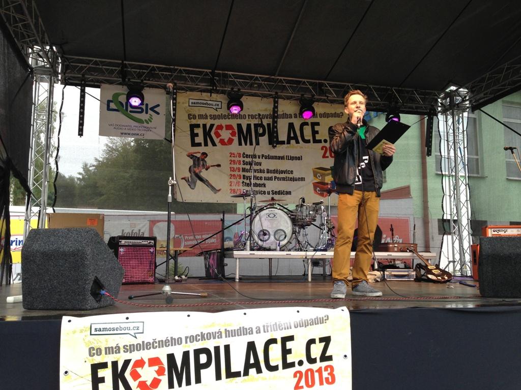 Projekt Ekompilace má za sebou první koncert. Před sebou dalších pět
