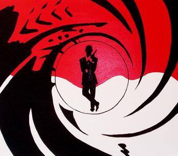TOP 007 nejlepších písní z bondovek