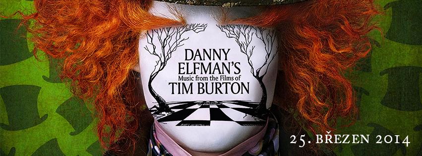 Tim Burton v Praze osobně uvede hudbu ze svých filmů