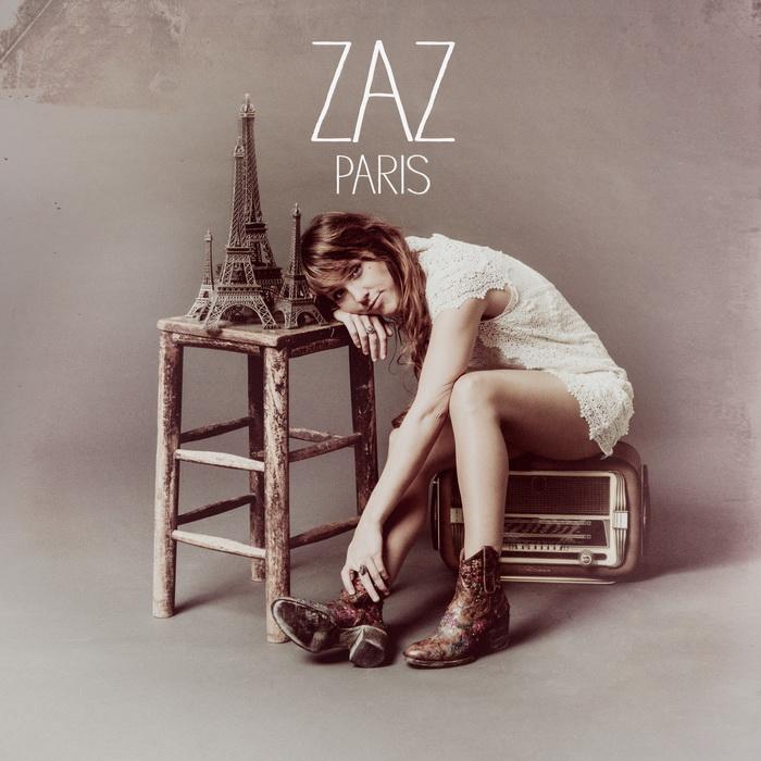 RECENZE: Zaz má ráda Paříž, Paříž má ráda Zaz