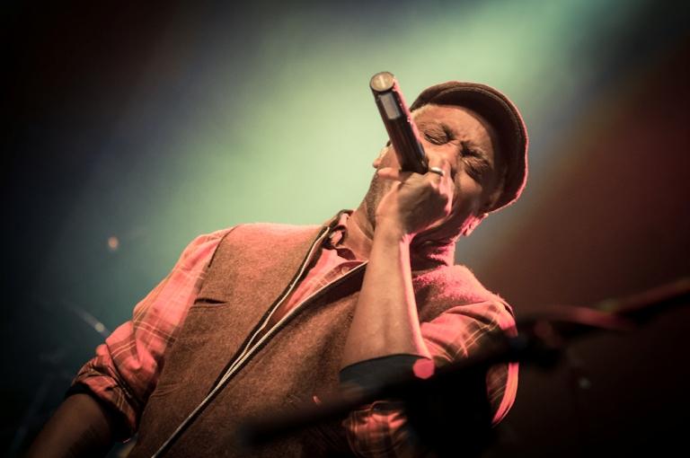 LIVE: Living Colour přivezli do Prahy stroj času
