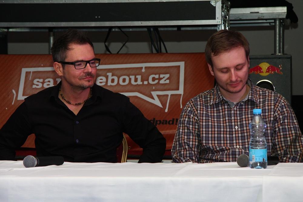 Samosebou.cz recykluje odpad i hudbu