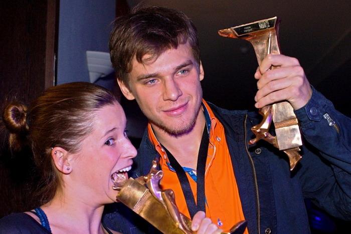 Žebřík 2012: Chcete předávat cenu na pódiu a nakouknout do zákulisí?