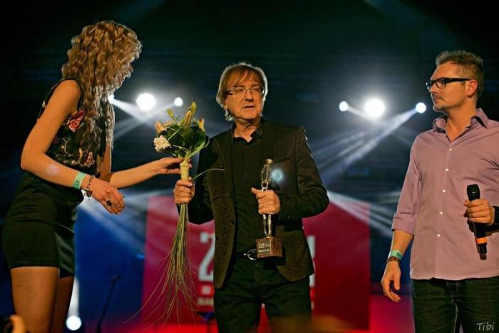 Žebřík 2013 Bacardi music awards v televizi