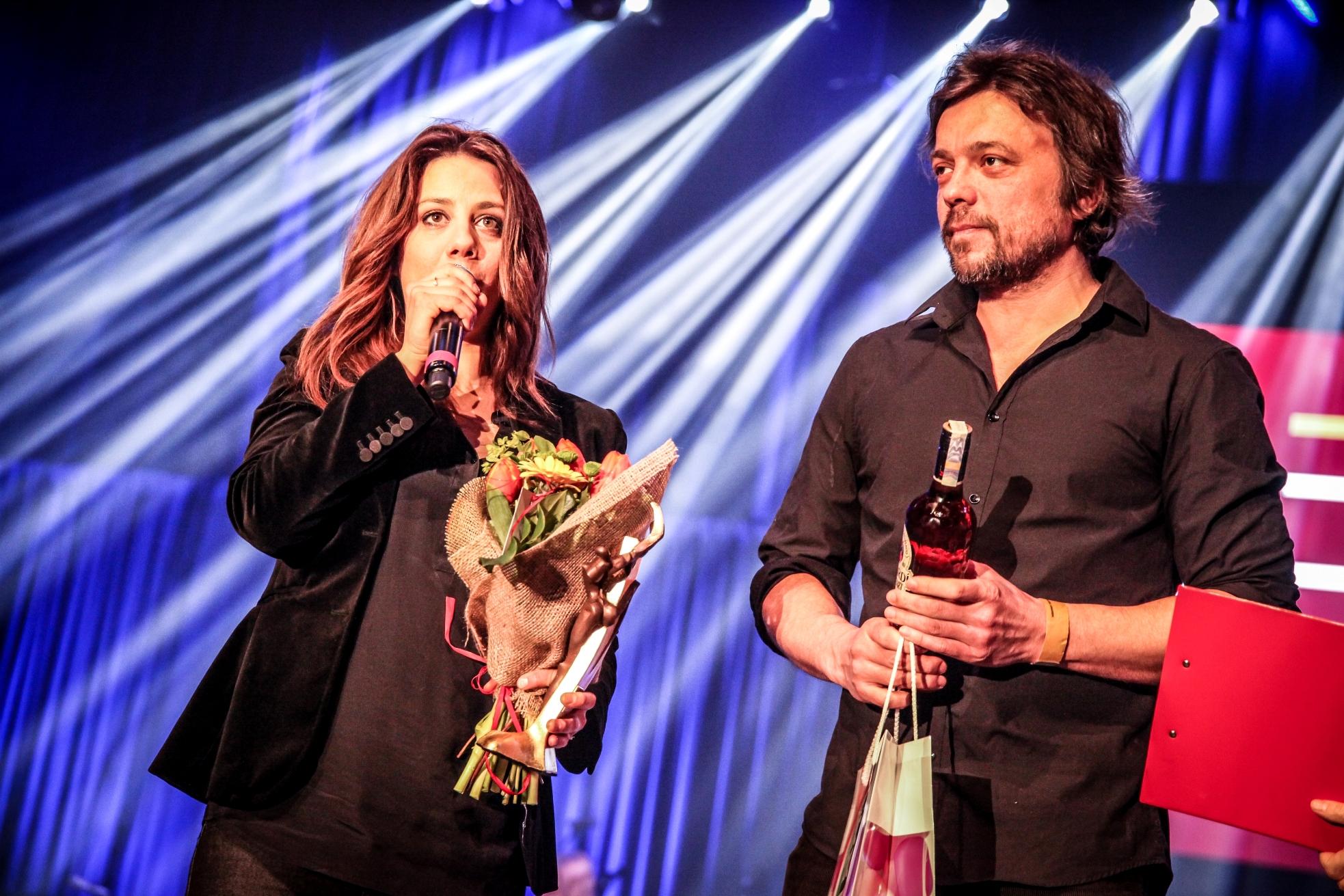 Žebřík 2014 Bacardi music awards v České televizi
