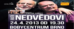 Bratři Nedvědovi a Spirituál kvintet
