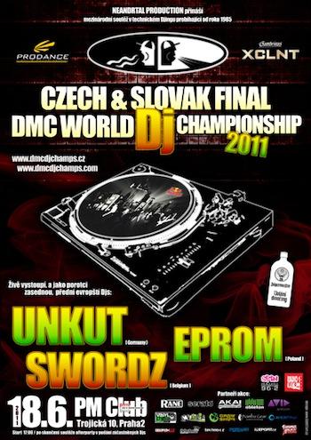 DMC Championship 2011 - soutěž technického djingu