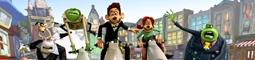 Spláchnutej: animovaná komedie od tvůrců Shreka