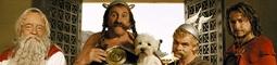 Asterix a Obelix jedou na Olympijské hry
