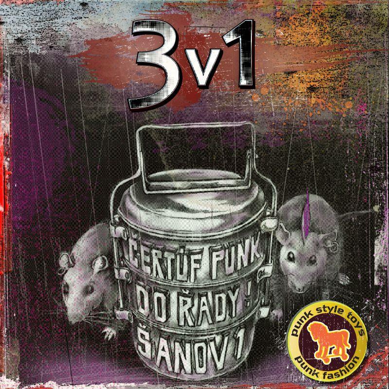 Punkové legendy na společném CD