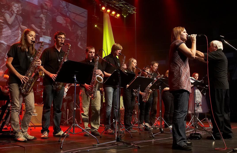 Big Band ZUŠ LBC v Českém Rozhlase