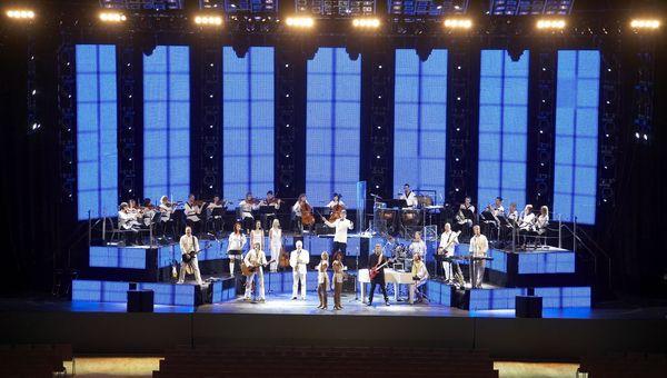 Abba The Show v lednu v Praze