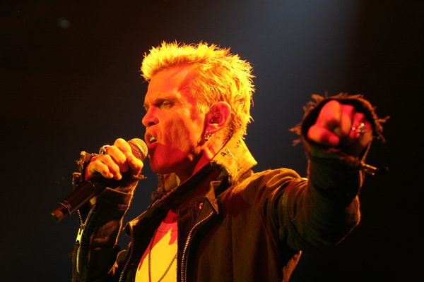Punkrock Billyho Idola