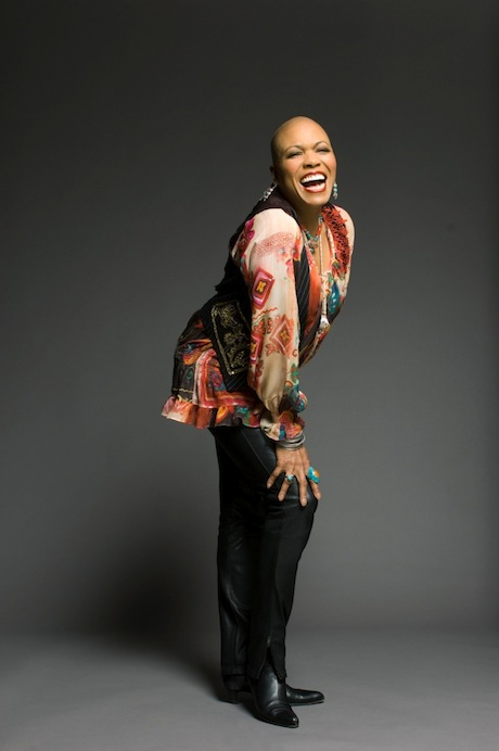 Dee Dee Bridgewater z Grammy do Prahy