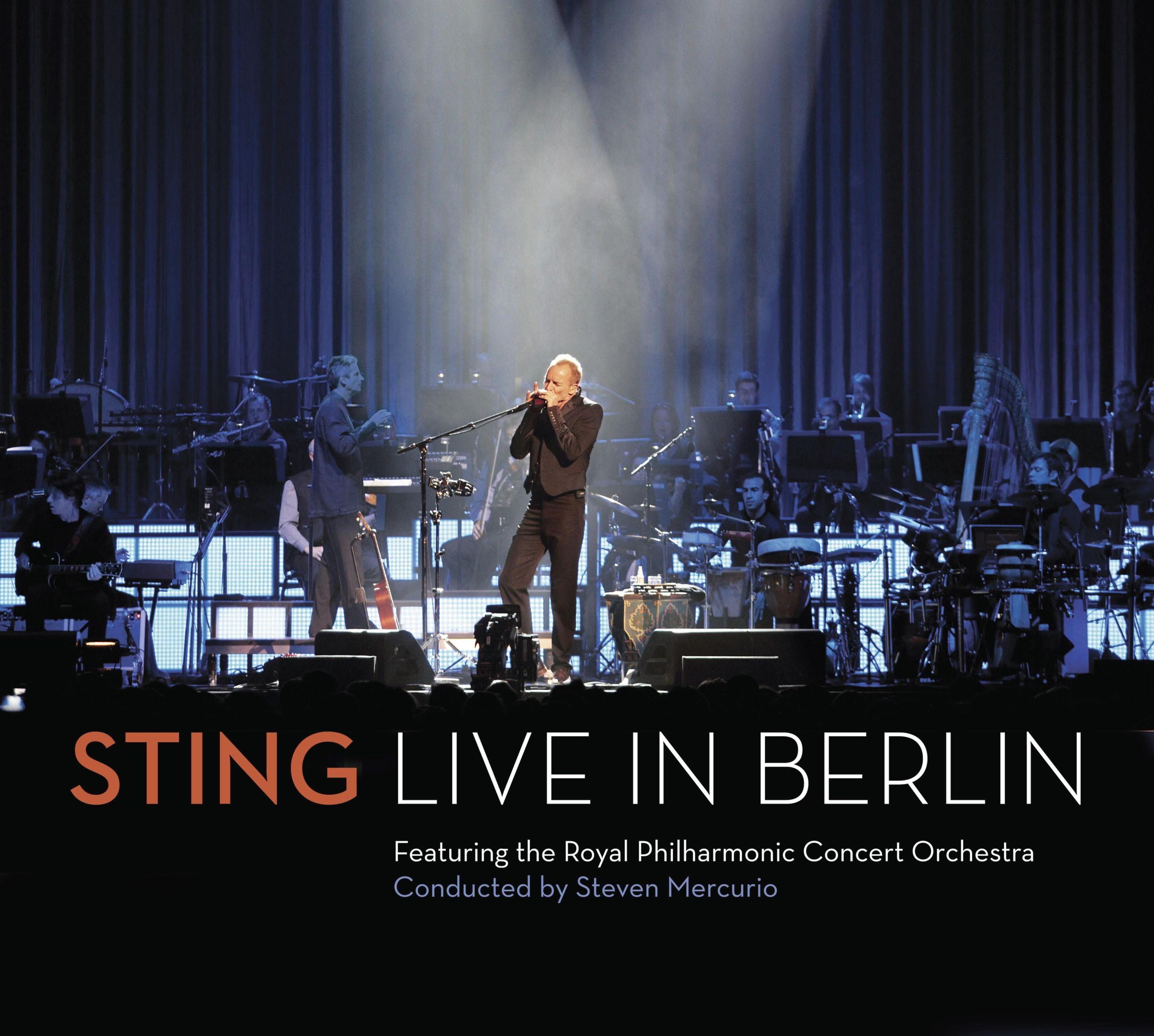 Sting vydává symfonické DVD