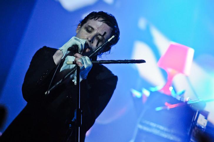 IAMX: reportáž z pražského koncertu