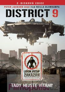 District 9 na DVD a Blu-Ray