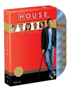 Dr. House potřetí na DVD