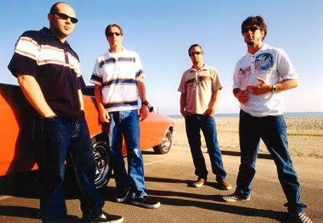 Fu Manchu: mistři rockových coververzí