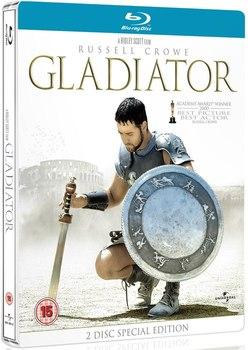 Gladiátor - další lahůdka v HD na Blu-Ray