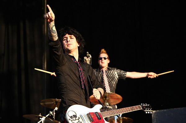 Green Day: punk is dead