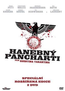 Hanebný pancharti na DVD