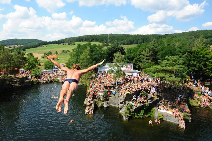 Reportáž z High Jump 2010