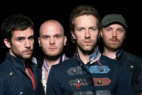 Coldplay nabídnou sklenku vody