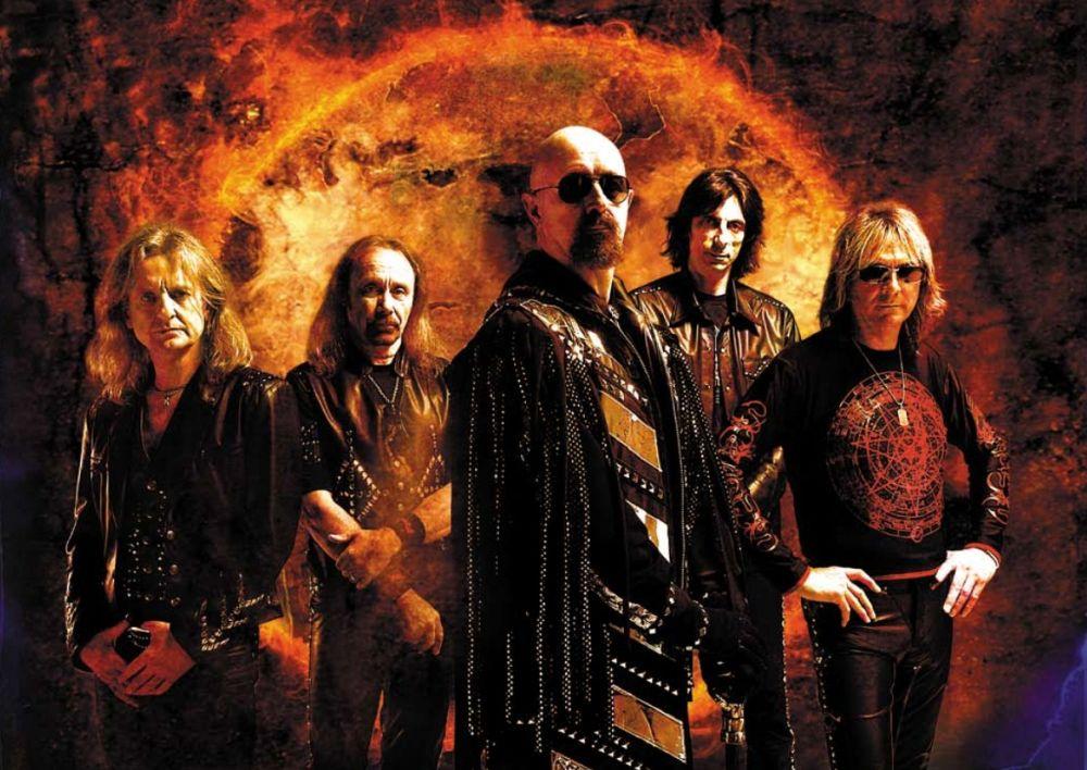 Judas Priest s Whitesnake v Praze