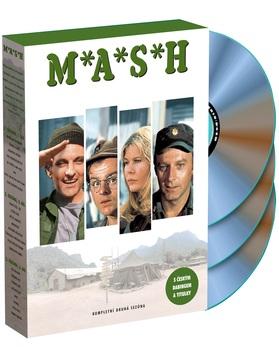 MASH - druhá sezóna konečně na DVD