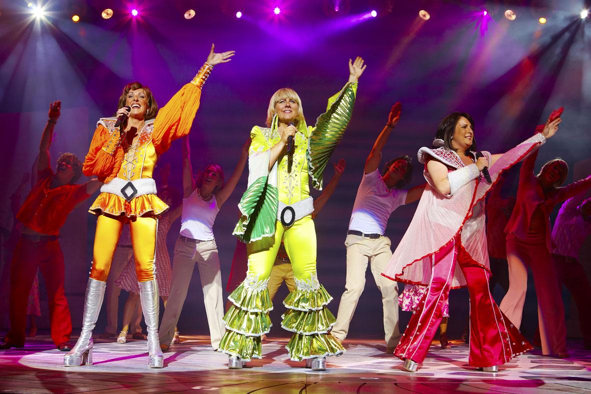 Muzikál Mamma Mia! míří do Prahy
