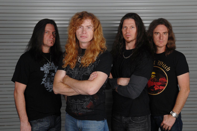 Slayer a Megadeth společně v Praze