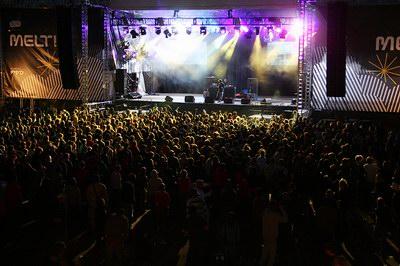 Festival Melt! bude tentokrát v dole