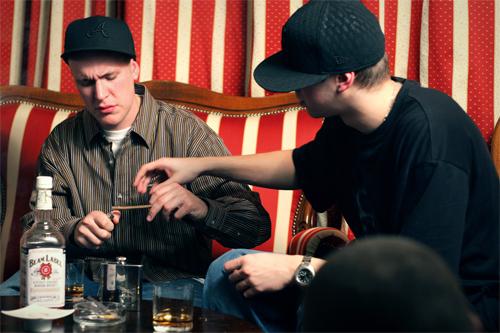 Gangsta Boogie: hip hop v akci