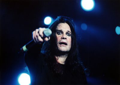 Ozzy Osbourne: Praotec hard rocku na Řípu