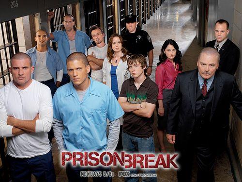 Útěk z vězení - 1. sezóna na DVD