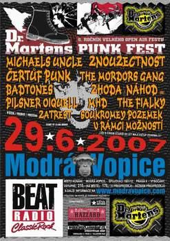 Punkfest: s čírem zdarma!