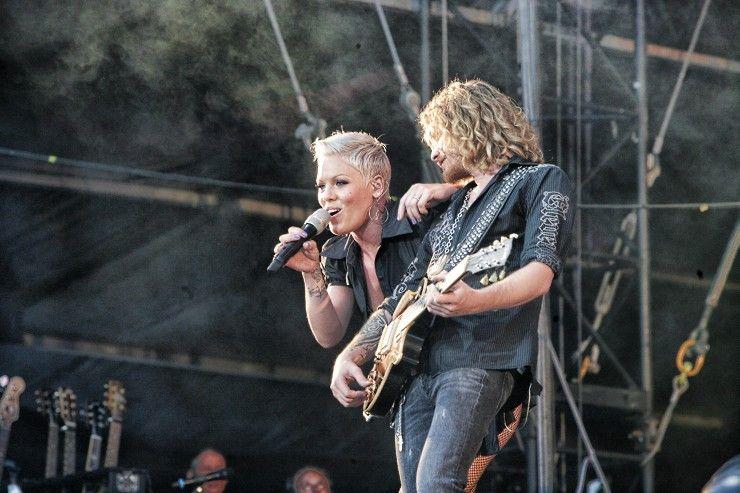 Report z pražského koncertu Pink