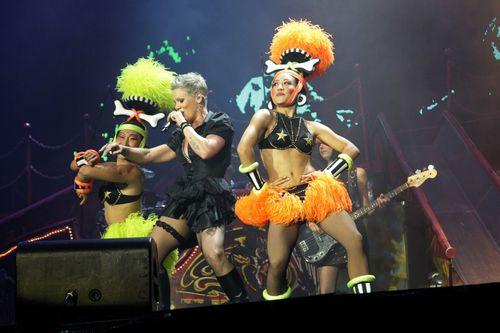Karnevalová P!NK v úterý v Edenu