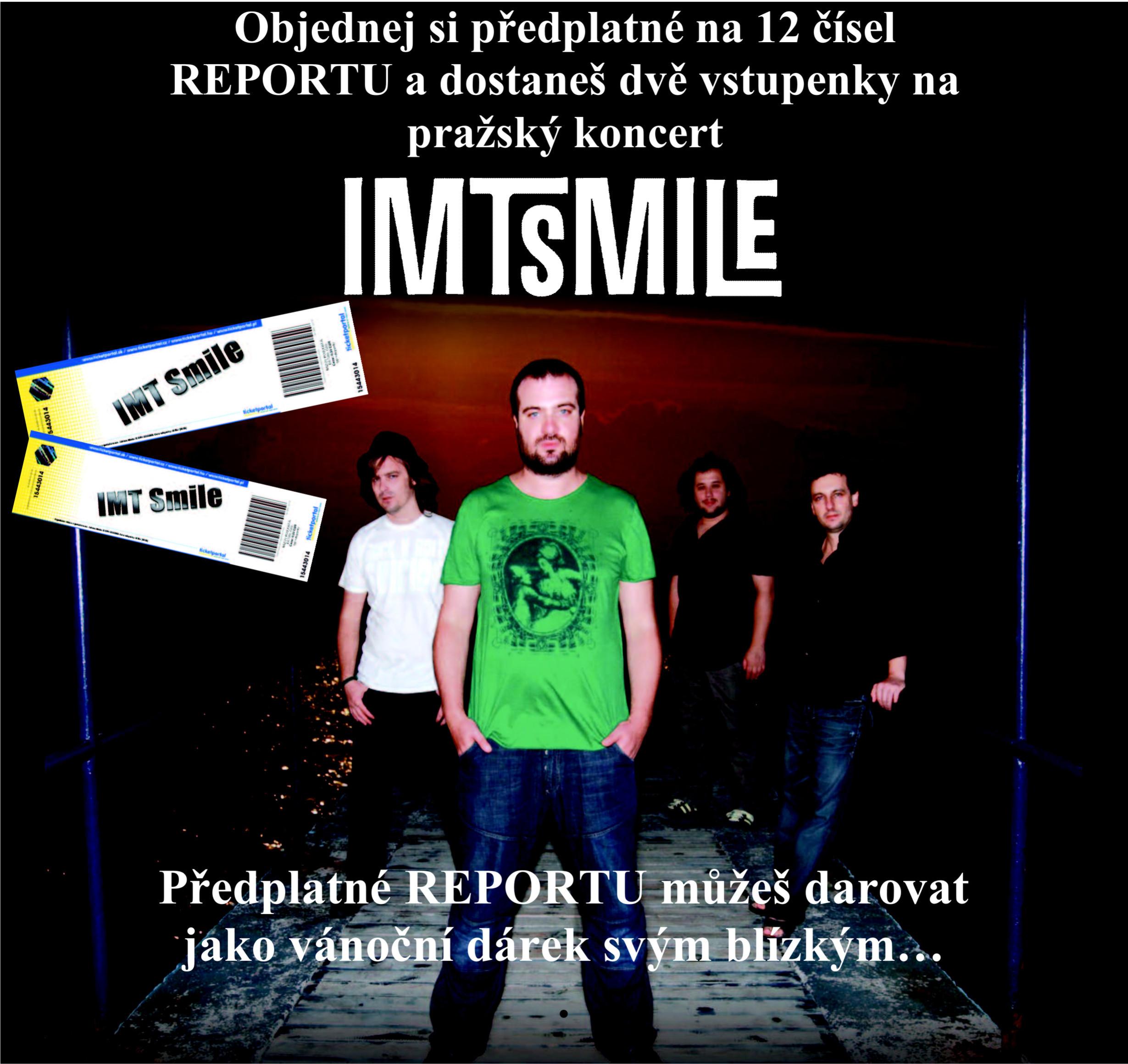 Předplatné s IMT Smile