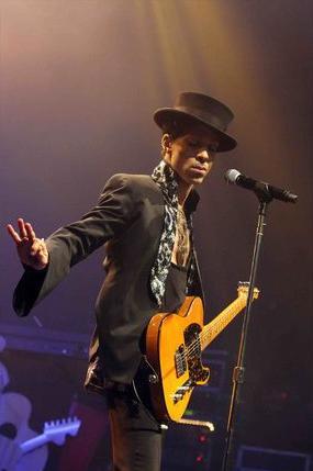 Prince se chystá do Vídně