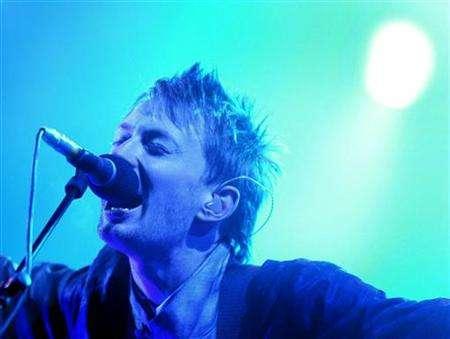 Radiohead točí nové album