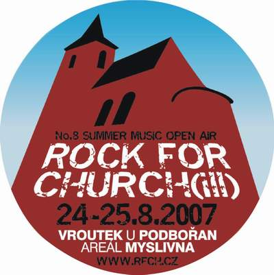 Rock For Church(ill) se blíží