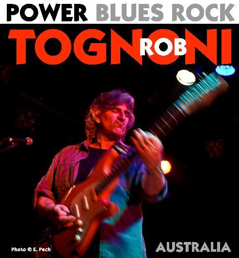 Tasmánský ďábel bluesové kytary