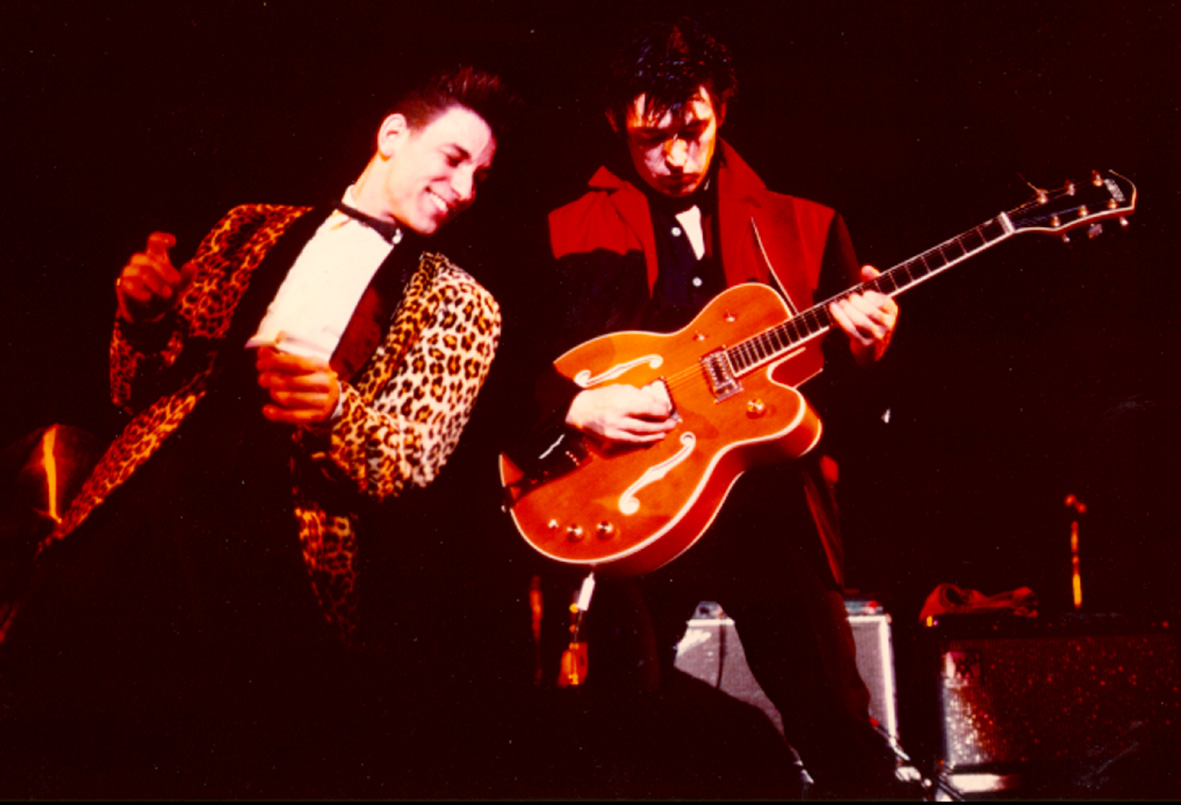 Robert Gordon & Chris Spedding: Elvis v Roxy