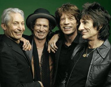 Rolling Stones a jejich vánoční hity