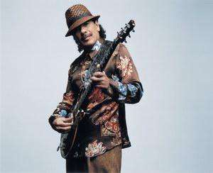 Santana poprvé na Slovensku